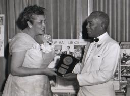 Charles Bynum and Pauline Weeden